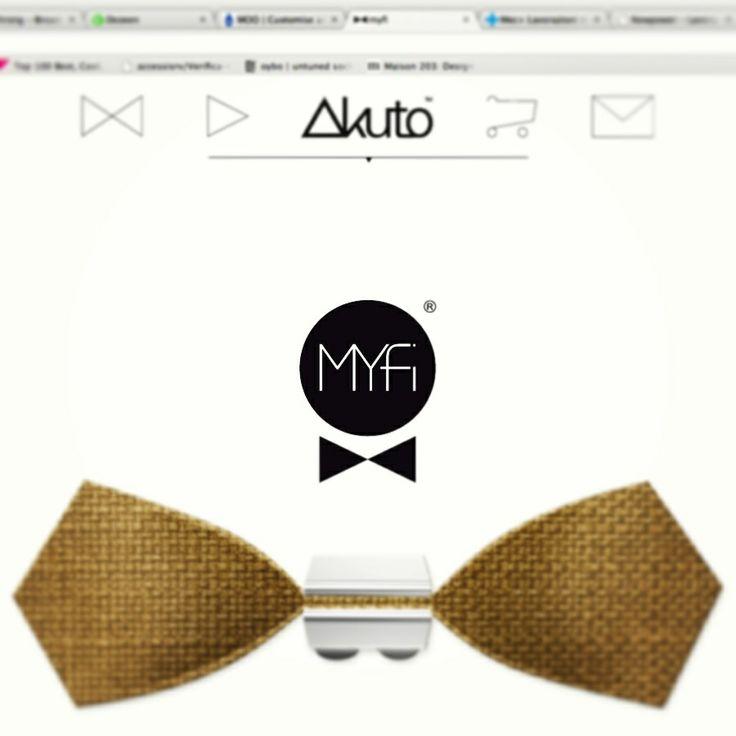 MYfi The website