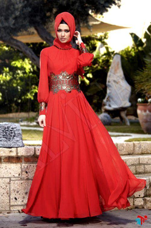 Alvina Abiye Elbise 2014