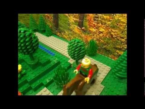Barmhartige samaritaan lego versie