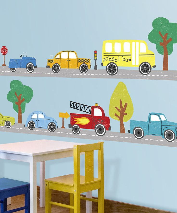On the Move Wall Decal Set on #zulily