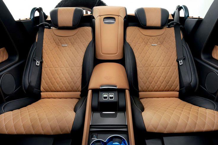 Mercedes Maybach G650 Landaulet