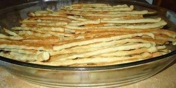 Receitas de Palitos de cebola com pimenta e com sopa de cebola e queijo