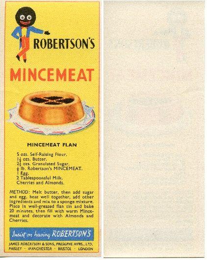 Robertson's Mincemeat