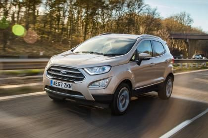 New Ford Ecosport 2018 Uk Review Cars Pinterest Ford Ecosport