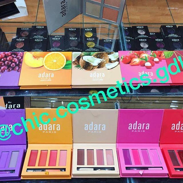 Nuevas Paletas de Labiales  #lippalette #paletaldelabiales #adaraparis #adara #adaracosmetics #ChicCosmeticsgGdl #TuDistribuidordeConfianza #ProveedorCosmeticos #proveedorconfiable #DistribuidorAutorizado #precioespecialaMayoristas #menudeo #Mayoreo #Cosmeticos #Cosmetics #BeautyVlogger #MakeUp #Maquillaje #CosmeticosMayoreo