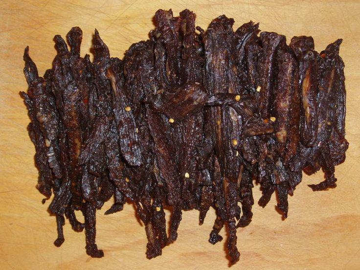 The Best Teriyaki Beef Jerky Recipe - Food.com