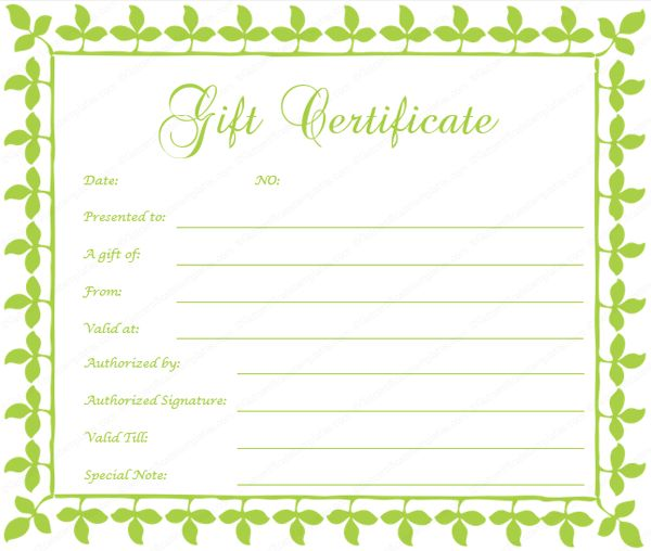 download options for christmas bells gift certificate template - gift certificate template in word