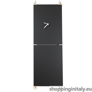 Magnetic Blackboard and clock is a cool and useful home accessory. #Magnetic #blackboard #madeinitaly #shoppinginitaly #kitchen http://www.shoppinginitaly.eu/product/magnetic-memo-clock-and-blackboard/