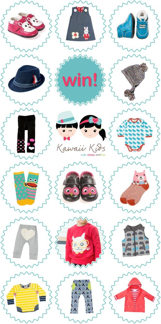 wonderful comp to win some gorgeous kids items