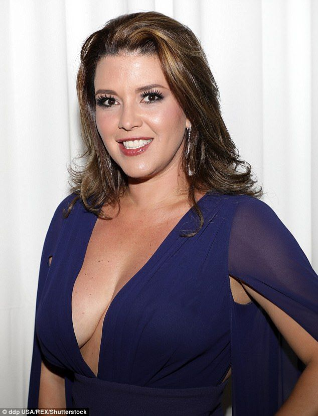 Going public: Alicia Machado criticized Portuguese soccer star Cristiano Ronaldo for having twins via surrogate