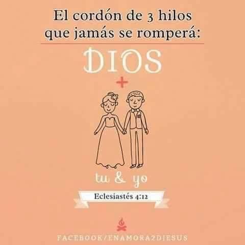 Dios en tu matrimonio