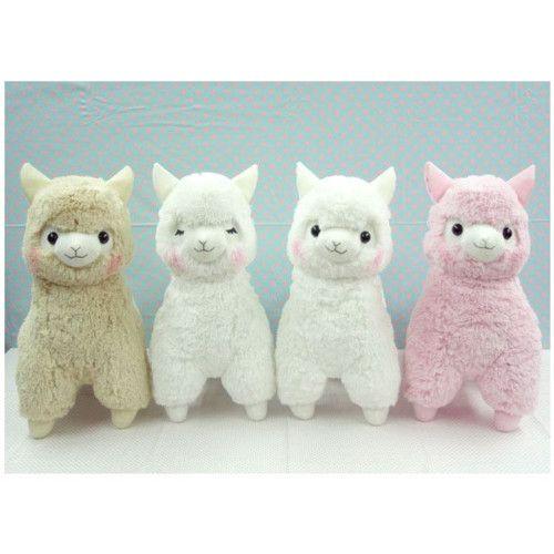 Amigurumi Alpacasso : Arpakasso alpaca plushies sooo cute stuff