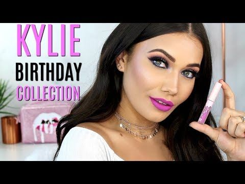 KYLIE COSMETICS BIRTHDAY COLLECTION Live Swatches + First Impressions http://cosmetics-reviews.ru/2018/01/19/kylie-cosmetics-birthday-collection-live-swatches-first-impressions/