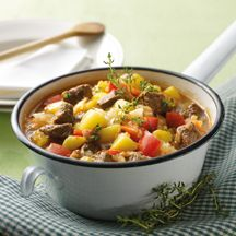 WeightWatchers.be - Weight Watchers Recepten - Rundergoulash