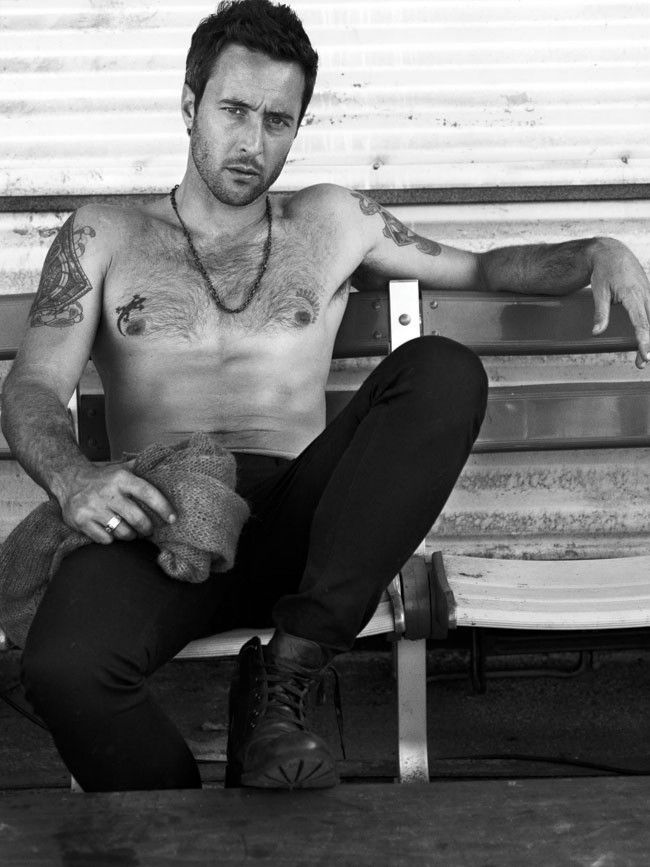 Looking at the story of Alex O'Loughlin – Through the eyes of a ...