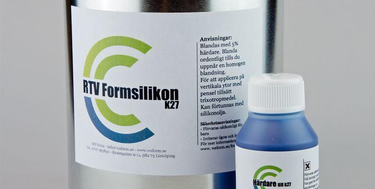 RTV - Silikon WS Formsilikon ny formula!