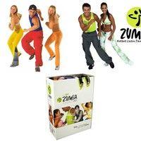 Wish | Zumba Fitness Workout 4 dvd Kit