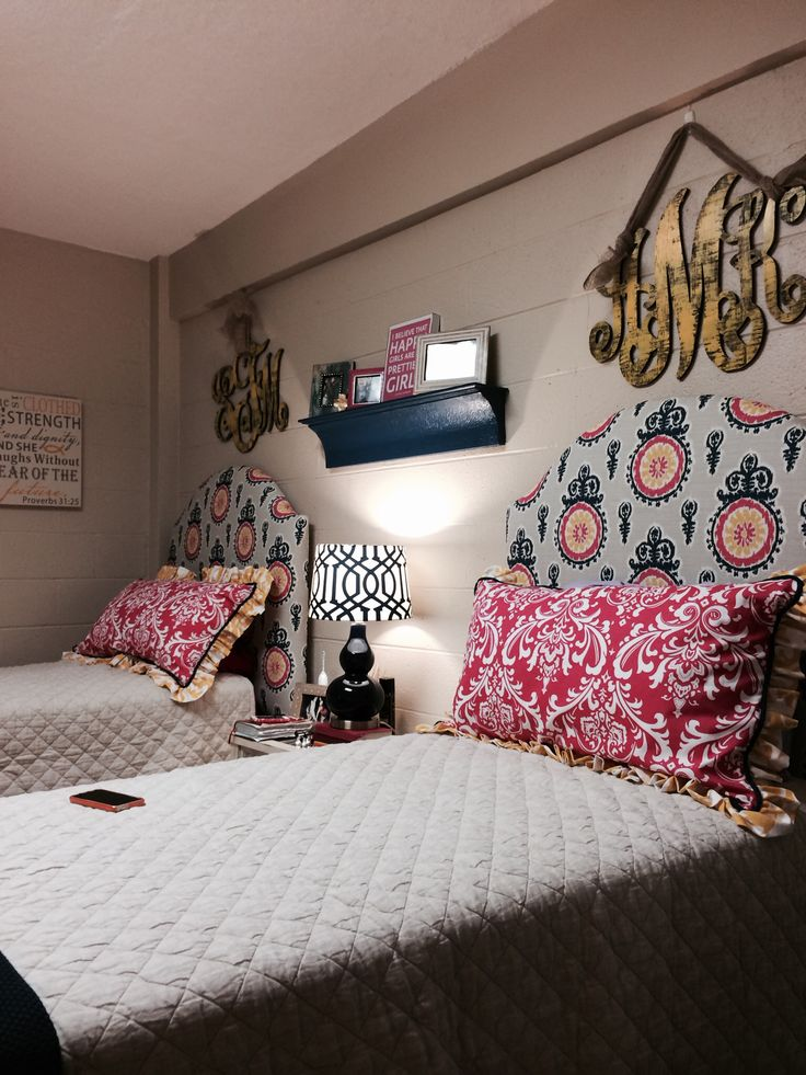 Ole Miss Dorm Room- Hefley