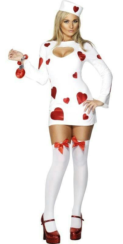 Prisoner of the Heart Adult Fancy Dress Costume [BQ028058] : Karnival Costumes www.karnival-house.co.uk