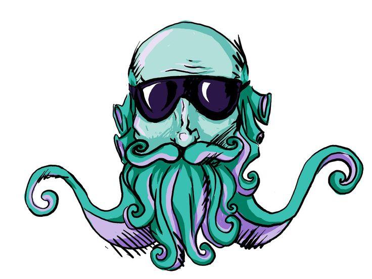 octopus by Wait94 Vaigacheva Nastya