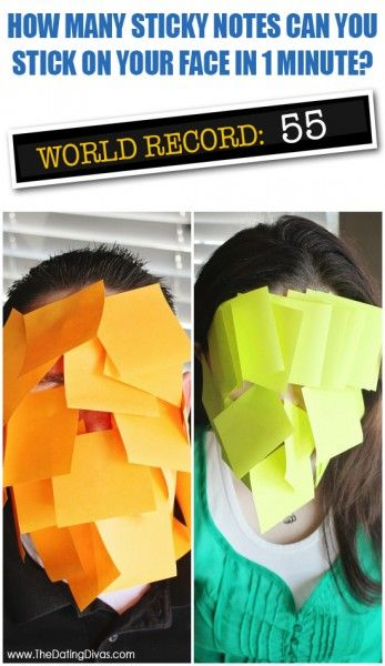 This is hilarious!!!  I totally want to host a World Record party with my whole crazy family.