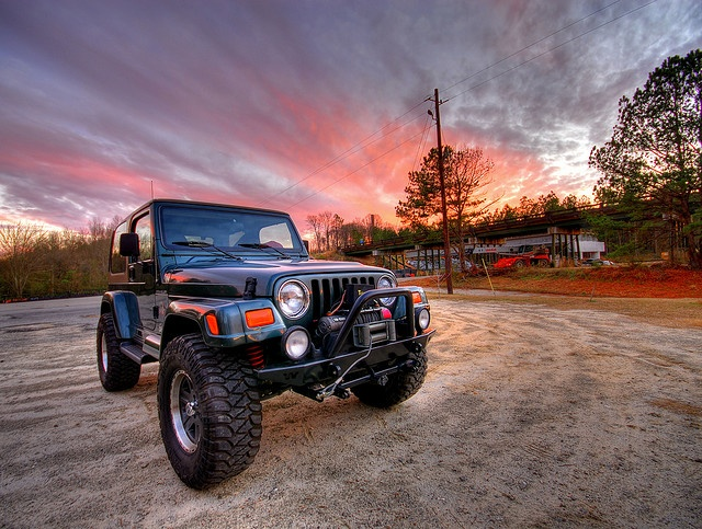 Borealis - Jeep.