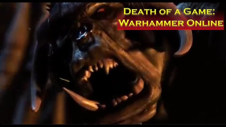 Video about Warhammer Online game - how and why we lost this MMORPG?  Taken from NerdSlayer's YouTube channel - https://www.youtube.com/user/EXFORCEGAMER/videos?sort=dd&view=0&shelf_id=1 #gaming #MMORPG #MMO #Warhammer #WarhammerOnline #RPG #greenskin #orc #ork  #video #youtube #history
