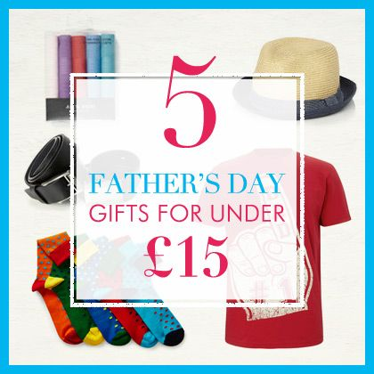 Shopping on a budget this #FathersDay? Click here for handy gift ideas: http://bit.ly/1HJVNaN #FathersDay #FathersDayGifts #FathersDayGiftIdeas #MensFashion