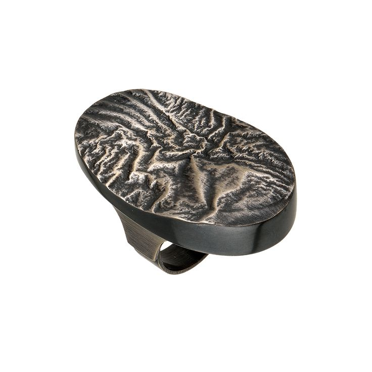 Ring from MOOn collection by Anna Orska.