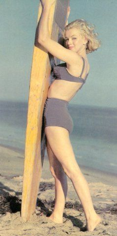 Marilyn , i want a swim-suit like this