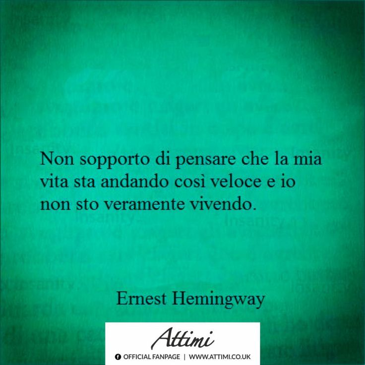 hemingway frasi - Cerca con Google