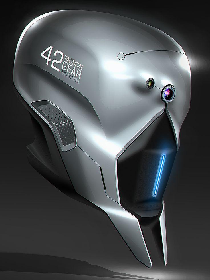 Helmet Concept #helmetchallenge on Behance