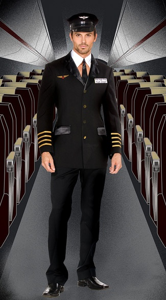 Pilot costume | Have a safe flight | Costumes, Have a safe ...