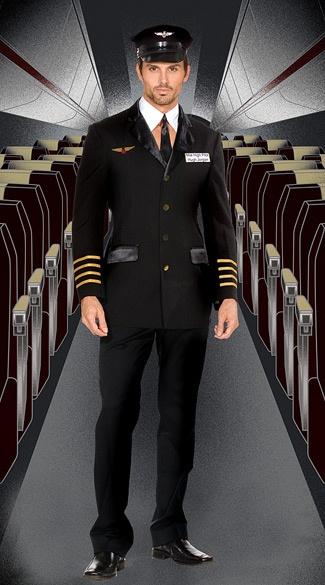 Pilot Costume Have A Safe Flight Pinterest