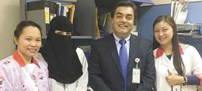 Ο Ελληνας γιατρός που ταξίδεψε με μυστικότητα στη Σαουδική Αραβία για να σώσει τη ζωή της αδελφής του βασιλιά