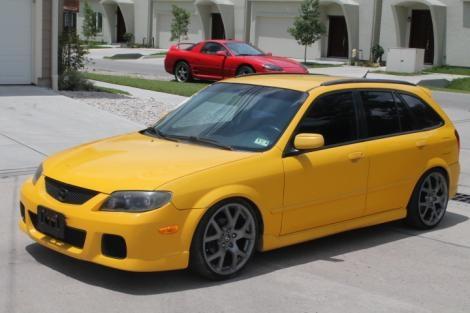 Mazda Protege 5 '02 For Sale in Texas — $5500