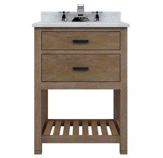 "View the Sagehill Designs TB2421D Toby 24"" Vanity Cabinet Only With One Drawer at Build.com."