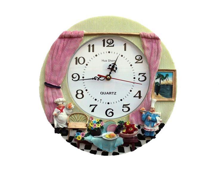 1000+ Ideas About Kitchen Wall Clocks On Pinterest