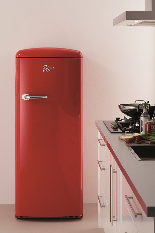 De nieuwe retro-koelkast van Pelgrim; een blikvanger voor je keuken