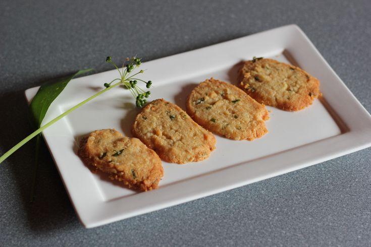 Les 20 meilleures id es de la cat gorie crackers faits for Ail sauvage cuisine