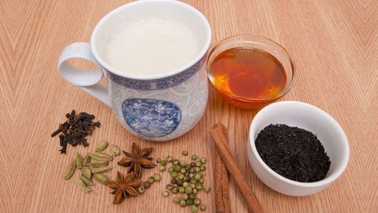 Herbal-Warm Milk Night Cap Drink For Insomnia