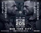 Ticket  UFC 205 SECTION 118!!!!! Dont Miss Out! #deals_us