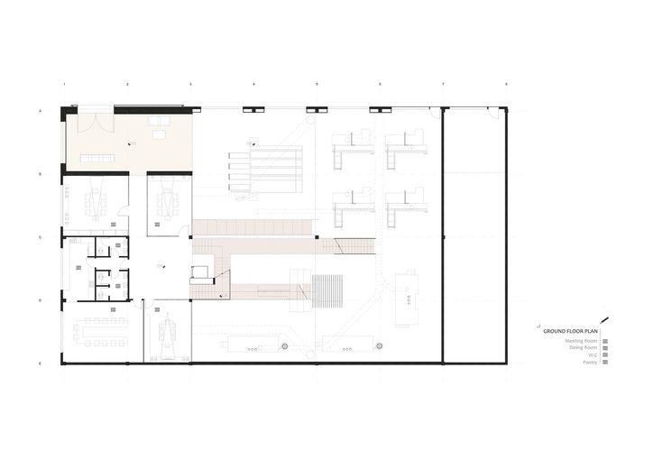 Gallery of Ario Choob Industrial Showroom & Office / Nextoffice - 26