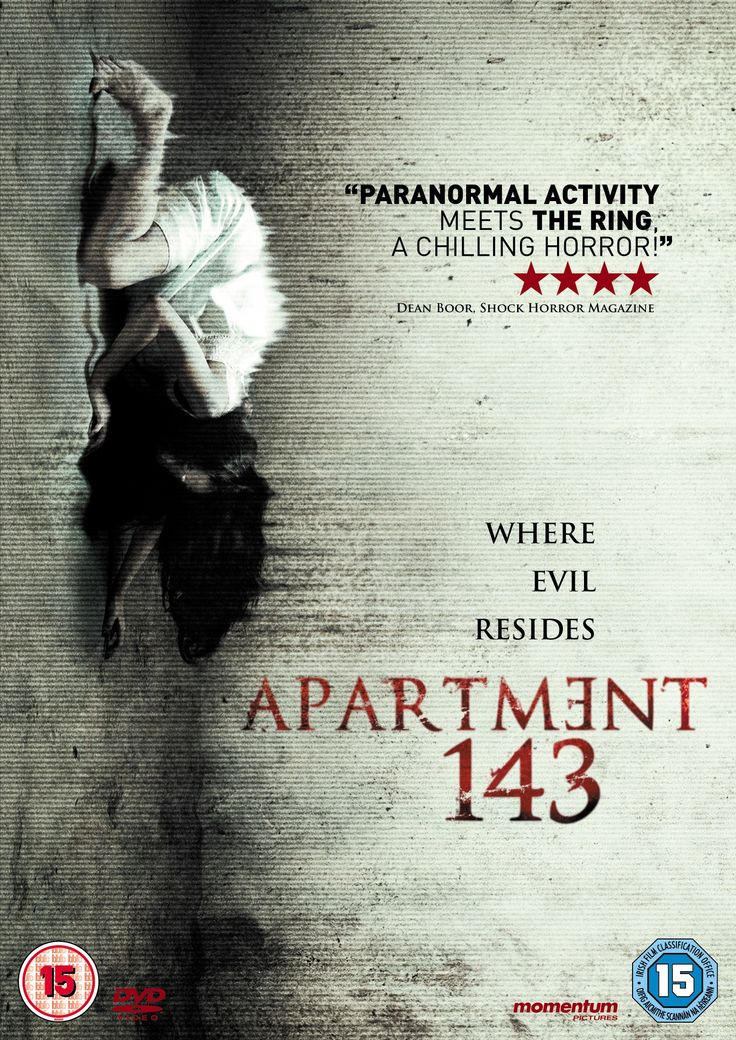 Apartment 143 [DVD]: Amazon.co.uk: Francesc Garrido, Fiona Glascott, Rick Gonzalez, Kai Lennox, Gia Mantegna, Carles Torrens: DVD & Blu-ray