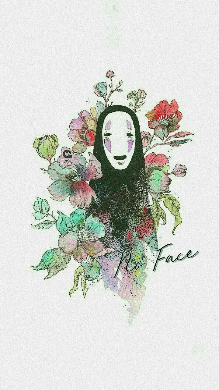 This Is My New Wallpaper Noface Kawaii Wallpaper Anime Wallpaper Iphone Anime Wallpaper