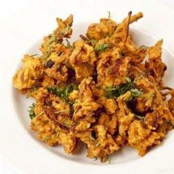Onion Bhaji http://www.greatbritishchefs.com/recipes/onion-bhaji-recipe
