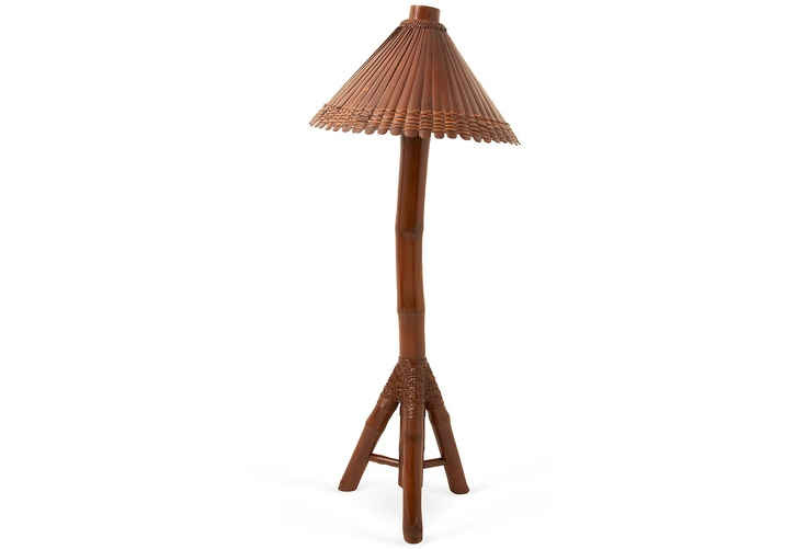 Midcentury Floor Lamp on One Kings Lane today
