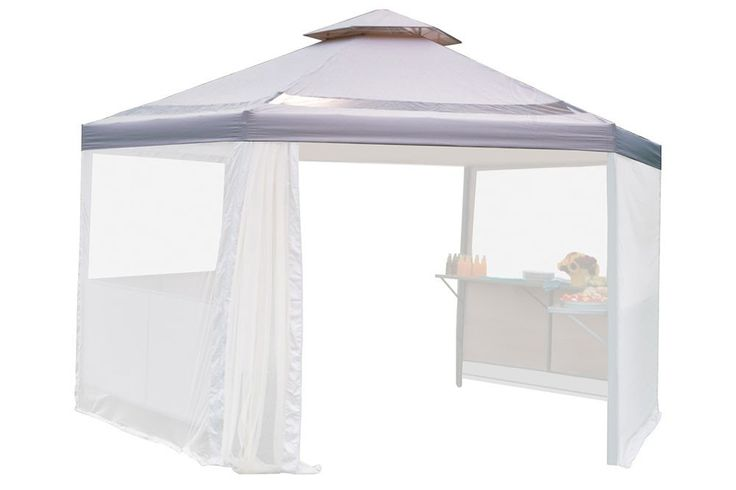 Olympia Gazebo Canopy Buy this replacement canopy for your Martha Stewart Everyday Garden Olympia Gazebo at an unbelievable low, outlet price. The Olympia Gazebo was originally sold at Kmart department stores, please reference the KSN and UPC numbers above!