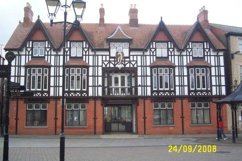 The Angel - Brigg Town Hall