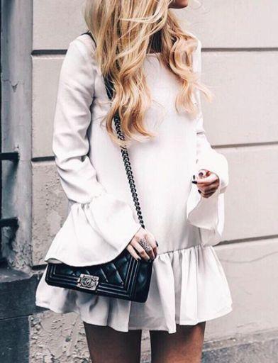 White & black.